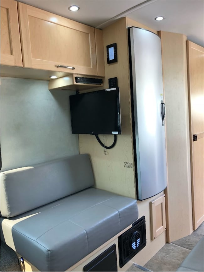 Used 2018 Pleasure Way Lexor T S For Sale At Rock Island