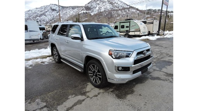 2016 Toyota 4Runner LIMITED - AWD