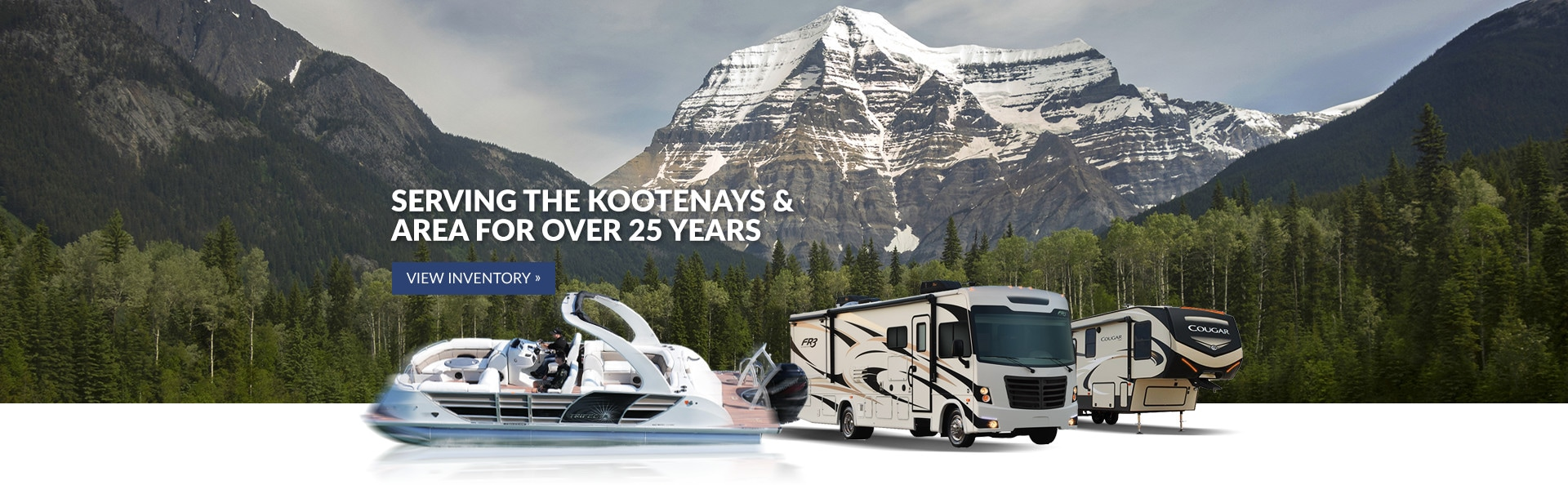 Rock Island RV | Used Palomino, Arctic Fox Dealership in Trail, BC