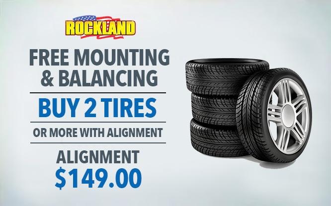 Wonderful Free Mounting U0026 Balancing Service Coupon