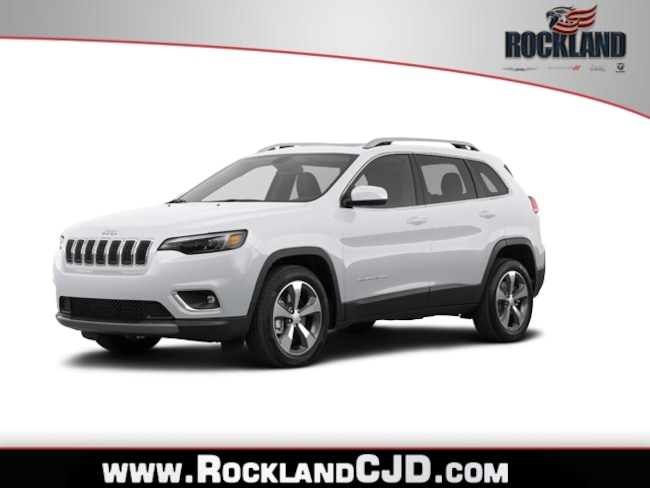 New 2019 Jeep Cherokee HIGH ALTITUDE 4X4 Sport Utility Near White Plains