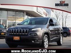 2014 Jeep Cherokee Latitude 4x4 SUV