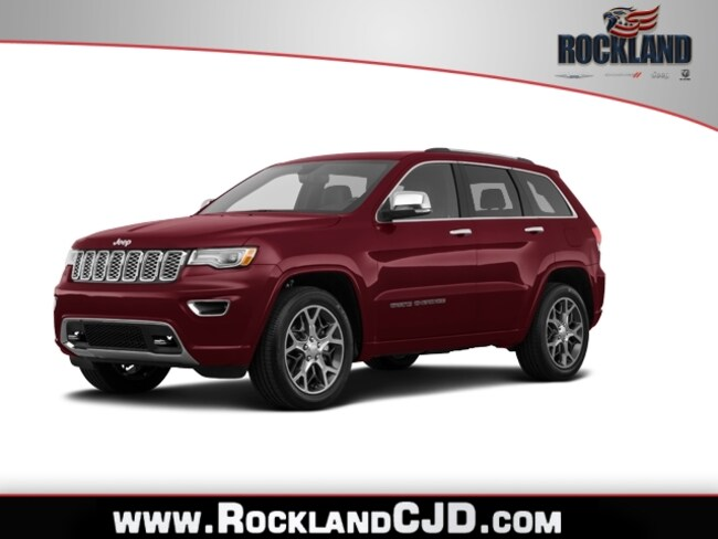 New 2019 Jeep Grand Cherokee LIMITED 4X4 Sport Utility Near White Plains