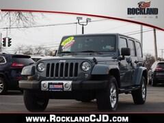 2015 Jeep Wrangler Unlimited Sahara 4x4 SUV