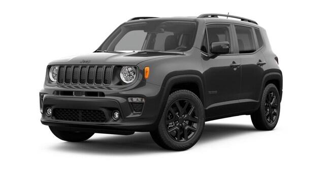 New 2019 Jeep Renegade ALTITUDE 4X4 Sport Utility Near White Plains