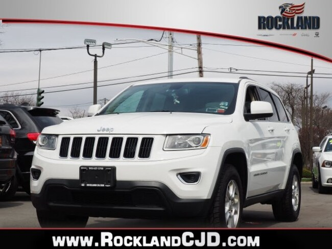 Used 2014 Jeep Grand Cherokee Laredo 4x4 SUV Near White Plains