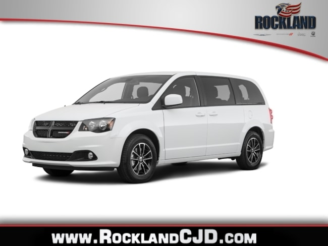 New 2019 Dodge Grand Caravan SE Passenger Van Near White Plains