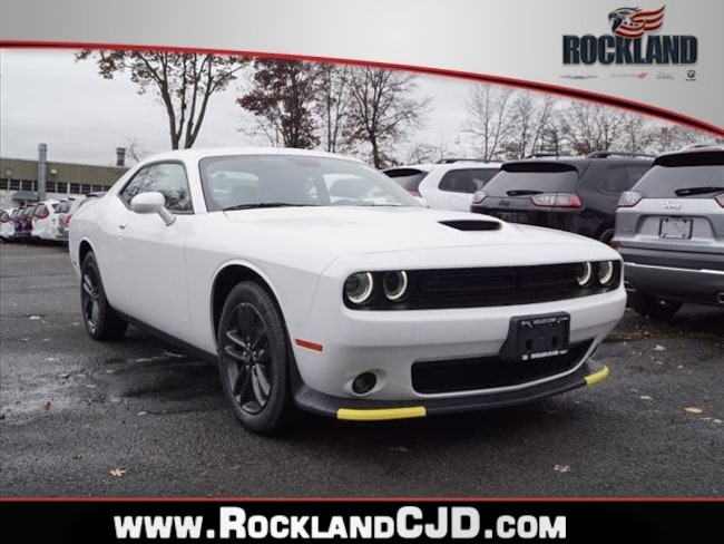 New 2019 Dodge Challenger GT AWD Coupe Near White Plains