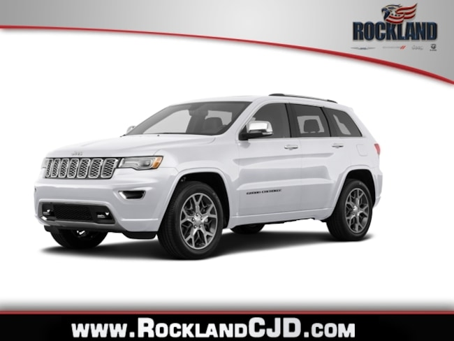 New 2019 Jeep Grand Cherokee ALTITUDE 4X4 Sport Utility Near White Plains