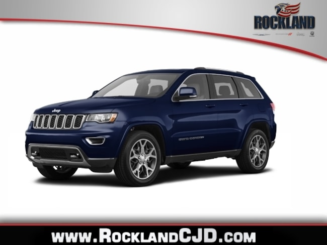 New 2018 Jeep Grand Cherokee LIMITED 4X4 Sport Utility Near White Plains
