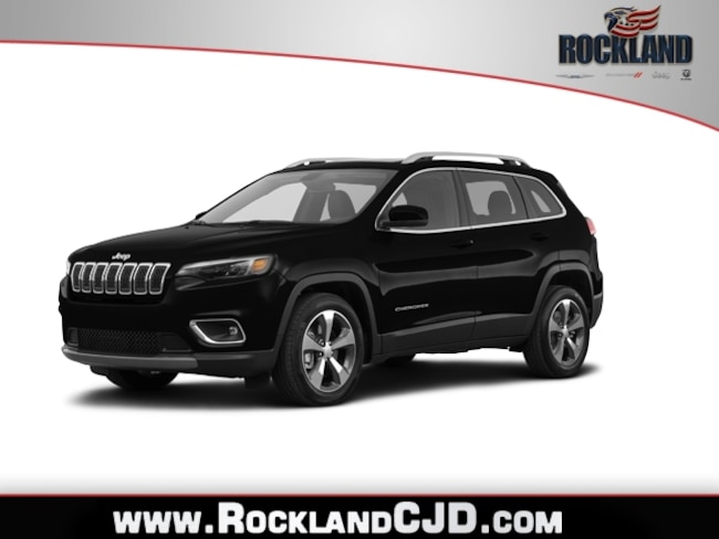 New 2019 Jeep Cherokee ALTITUDE 4X4 Sport Utility Near White Plains