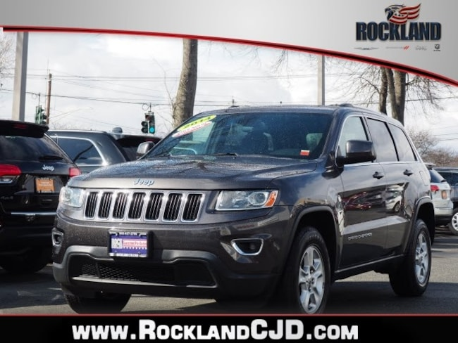 Used 2014 Jeep Grand Cherokee Laredo 4x4 SUV Near White Plains