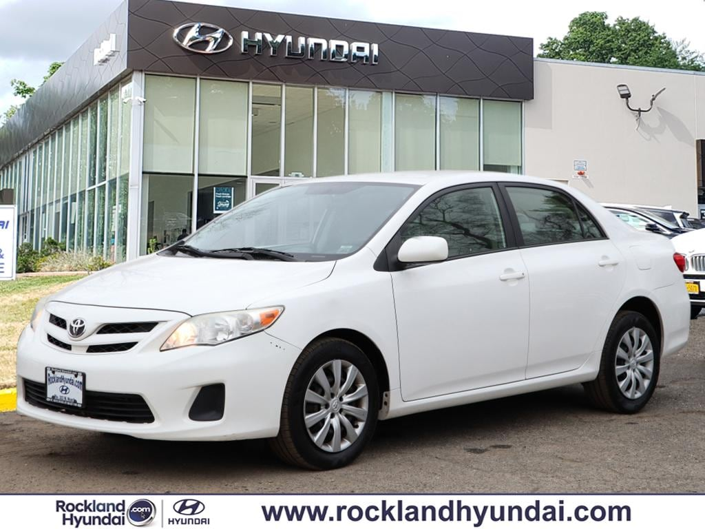 Used Toyota Corolla West Nyack Ny