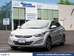 2015 Hyundai Elantra Limited Sedan For Sale in West Nyack, NY