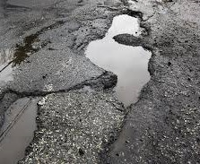 Love the Rockland Roads Pothole Special