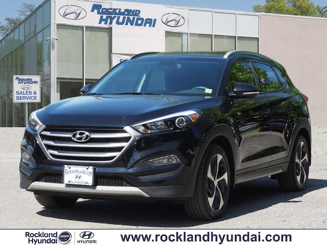 Used Cars Tucson >> Used 2017 Hyundai Tucson For Sale At Rockland Hyundai Vin