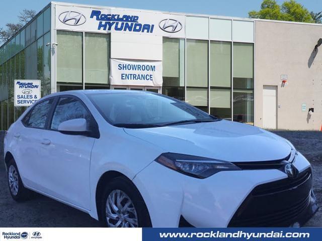 2017 Toyota Corolla LE Sedan For Sale in West Nyack, NY