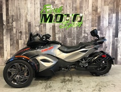 2013 CAN-AM Spyder RS-S SM5 WOW 6139 KM