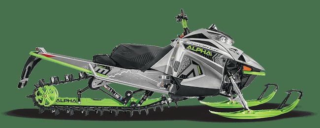 2020 ARCTIC CAT M8000 MOUNTAIN CAT ALPHA ONE 154