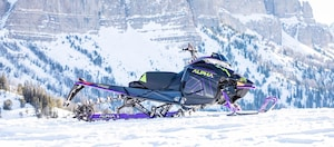 2019 ARCTIC CAT M 8000 MC ALPHA ONE 165'' DEMO