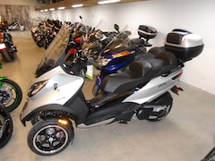 2016 PIAGGIO MP3 500 TRANSPORT INCLUS
