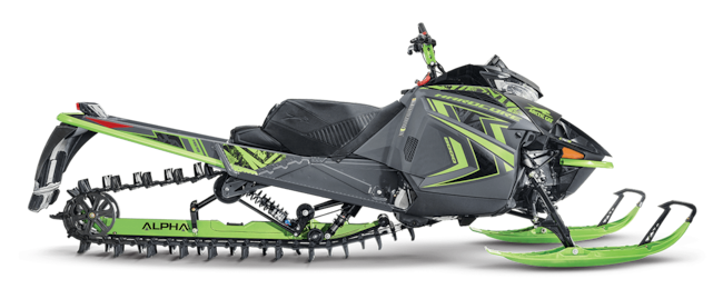 2020 ARCTIC CAT M8000 HARDCORE ALPHA ONE ES ES 165