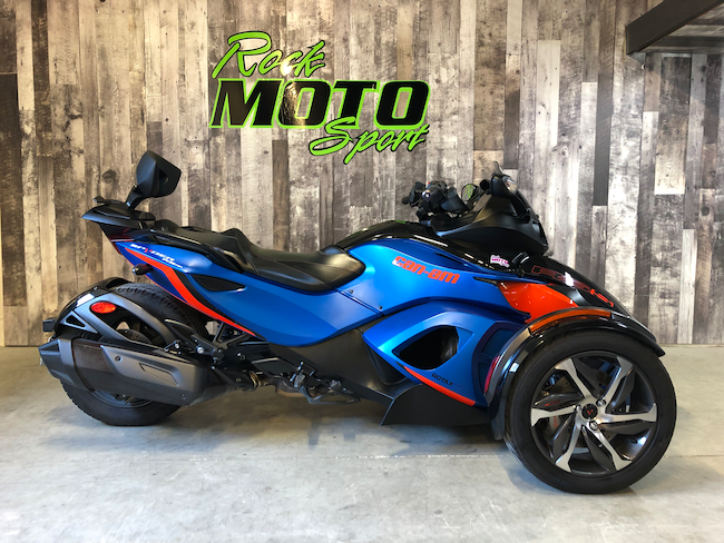 2015 CAN-AM Spyder  RS-S