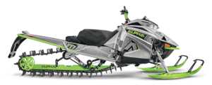 2020 ARCTIC CAT M8000 MOUNTAIN CAT ALPHA ONE 165