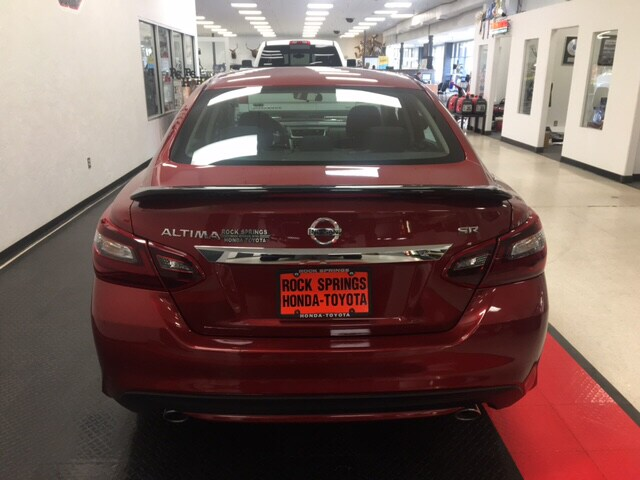 ... 2017 Nissan Altima 2.5 SR Car ...