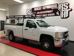 2007 Chevrolet Silverado 2500HD Work Truck Regular Cab Pickup