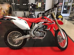 2012 HONDA MC CRF450X