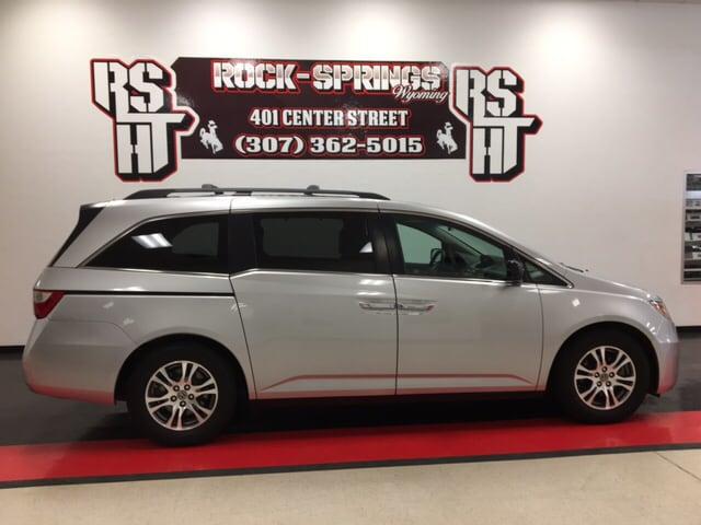 2012 Honda Odyssey EX Mini-van Passenger
