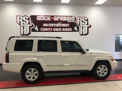 2006 Jeep Commander Limited Sport Utility