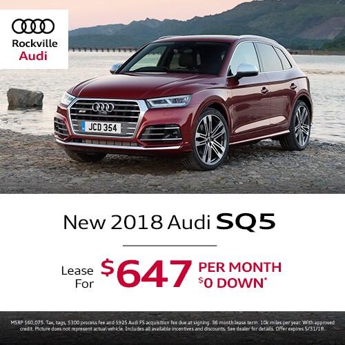 New Audi Dealership In Rockville, MD 20852
