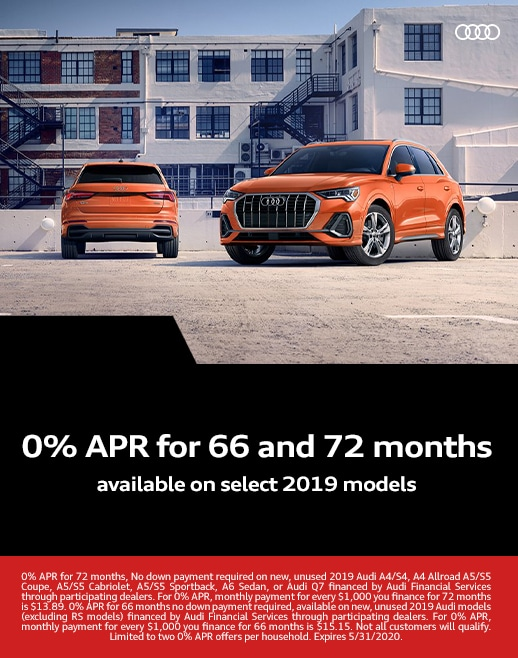 0% APR for 66 to 72 months