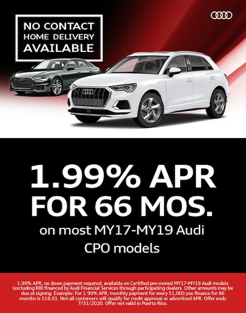 1.99% APR for 66 months on CPO