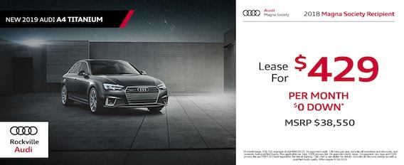 Rockville Audi | New & Used Car Dealership Serving Bethesda