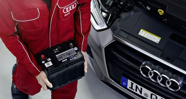 Audi Car Battery Replacement Service