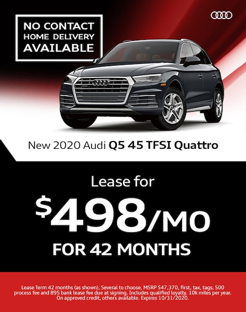 2020 Audi Q5 45 Lease Specials
