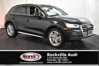 New 2019 Audi Q5 2.0T Premium Plus SUV for sale in Rockville, MD
