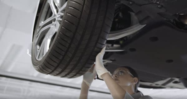 Audi Wheel Alignment Service