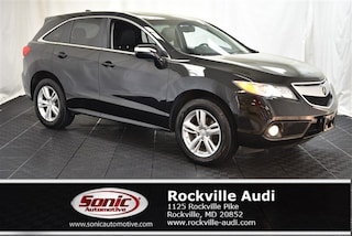 Pre-Owned 2013 Acura RDX Tech Pkg SUV for sale in Rockville, MD