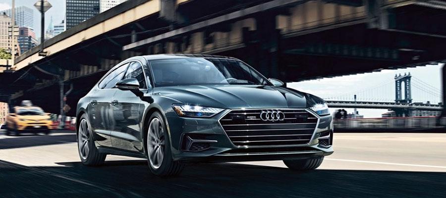 Audi A Review Specs Features Rockville MD - Audi a7 review