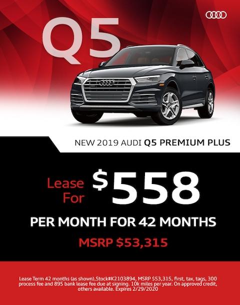q5 premium plus