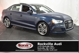 New 2019 Audi A3 2.0T Premium Plus Sedan for sale in Rockville, MD