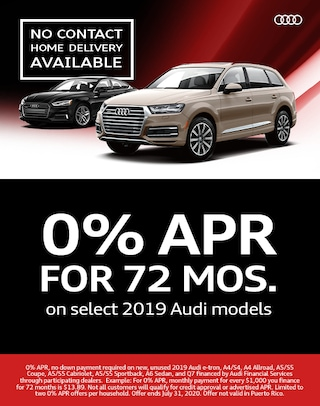 0% APR for up to 72 months