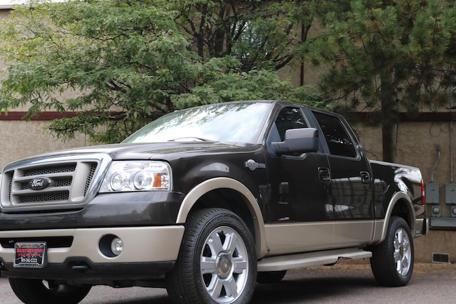 2007 Ford F-150 SuperCrew King Ranch Truck SuperCrew Cab