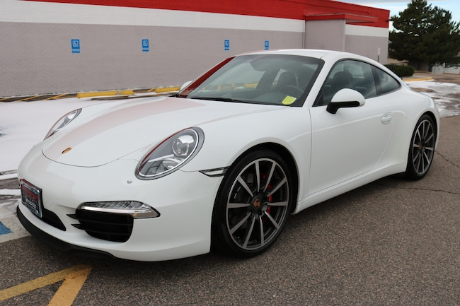 2014 Porsche 911 Carrera S Coupe