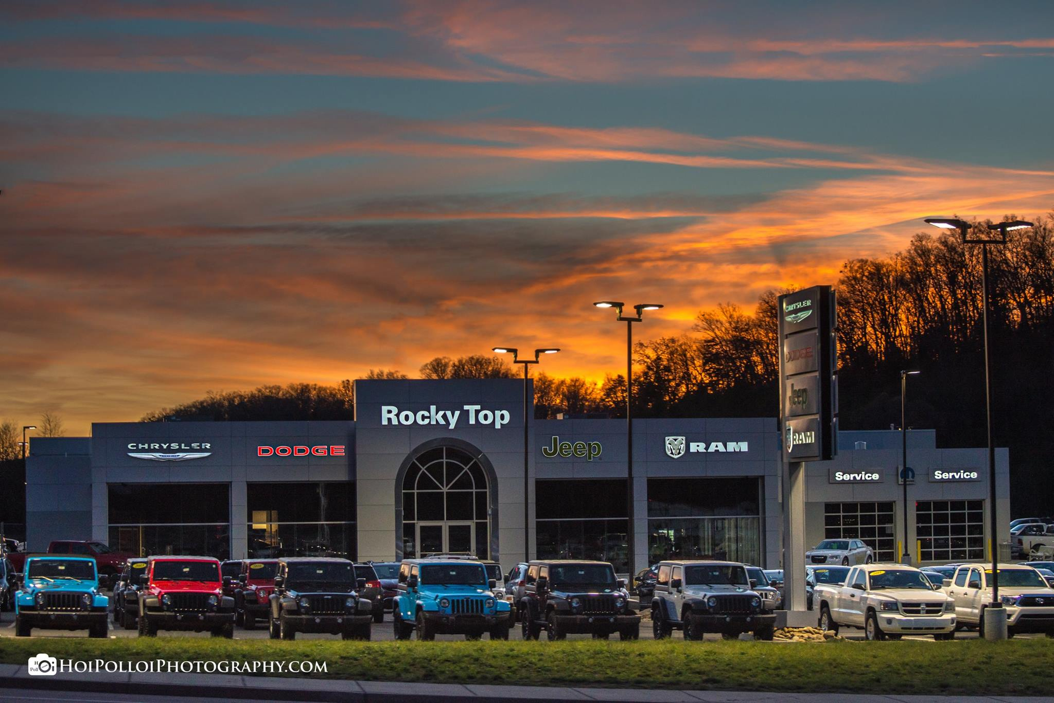Rocky Top Chrysler Jeep Dodge Is A Full Service Chrysler, Jeep, Dodge, And  Ram Dealership. We Have Been A Part Of The Sevierville Kodak Area For Many  Years ...