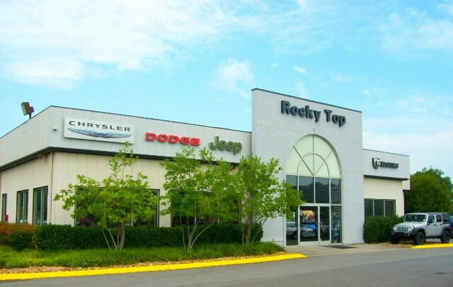 about rocky top chrysler jeep dodge parts finance service serving knoxville jefferson. Black Bedroom Furniture Sets. Home Design Ideas